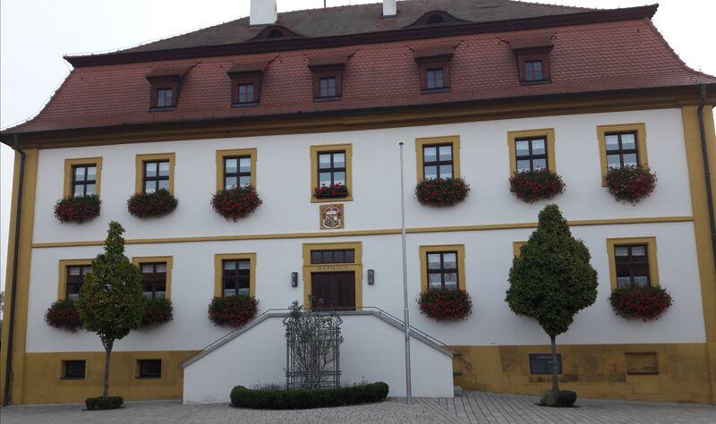 Prosselsheim-Rathaus